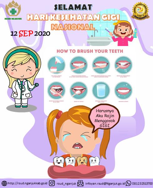 Hari Kesehatan Gigi Nasional