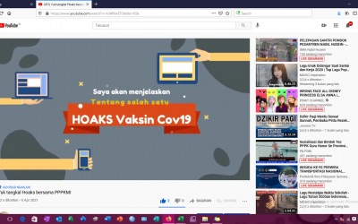 Tangkal Hoaks Vaksin Covid19